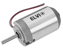 Dc electric motors diameter 63 standard m63