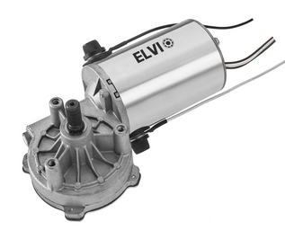 Dc gear motors diameter 77 interaxis 35 with replaceable brushes with hall sensor gml77-43-z1a-x-h