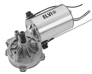 Dc gear motors diameter 77 interaxis 35 with replaceable brushes with hall sensor gml77-43-z1b-x-h