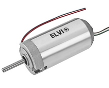 Dc electric motors diameter 63 stronger version with hall sensor m63p-h